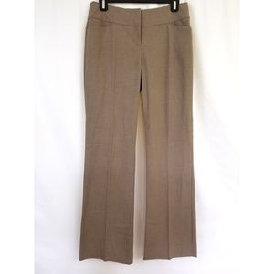 3/$25 LOFT  0 Brown Dress Pants Original
